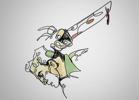«سامى» قال لجيرانه: «محدش يضرب بنتى تانى عشان مانزعلش من بعض» ضربوه بالسنجة فوق راسه.. طبعاً مات