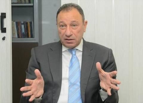 الخطيب يصل ديوان محافظة القاهرة لمناقشة بعض طلبات النادي الأهلي