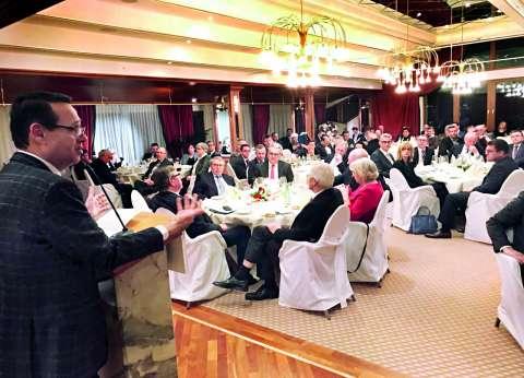 شركات عالمية تطرق باب الاستثمار فى مصر من بوابة حوار «دولنبرج» بألمانيا