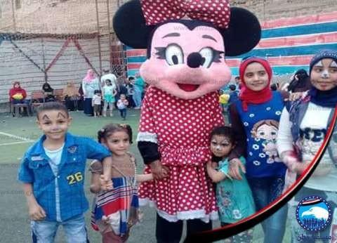 """""""مستقبل وطن"""" في أسيوط يحتفل بـ""""يوم اليتيم"""" بحضور 300 طفل وطفلة بمنفلوط"""