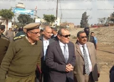 مدير أمن القليوبية: نقل 4 ضباط خارج المحافظة لوجود صلة قرابة ببعض المرشحين
