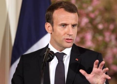 الرئيس الفرنسي يلغي خطابا كان موجها لشعبه بعد حريق كاتدرائية نوتردام