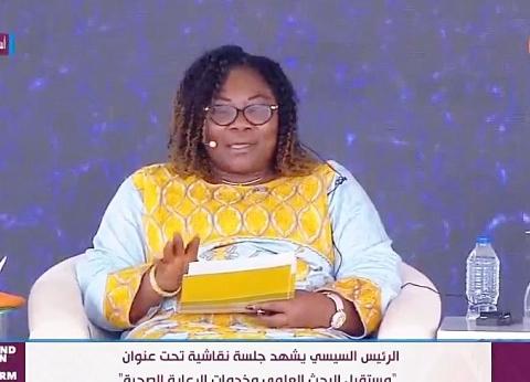 """مسؤول بـ""""الاتحاد الأفريقي"""": السيسي واحدا من رواد التطوير وشغوف بالشباب"""
