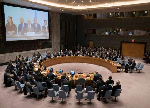 عاجل| مجلس الأمن يحبط مشروع قرار روسي يدين الضربات على سوريا