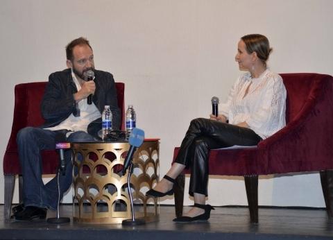 المخرج الإنجليزى «ريف فاينز»: وجدت فى القاهرة ما لم أجده فى باريس