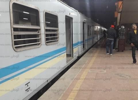 """""""المترو"""": بتر قدم موظف حاول الانتحار في محطة جمال عبدالناصر"""