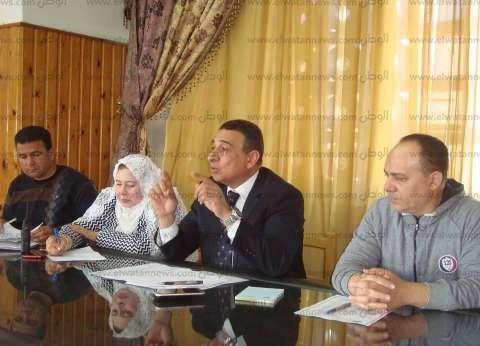 القائم بأعمال رئيس مدينة كفر الشيخ: غرف عمليات استعدادا للاستفتاء