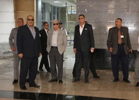 محافظ جنوب سيناء يتفقد أعمال تطوير وتحديث مطار شرم الشيخ