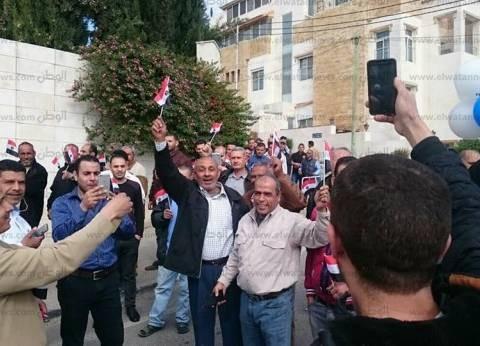 مسؤول الجالية المصرية في الأردن: وفرنا حافلات لنقل الناخبين للجان