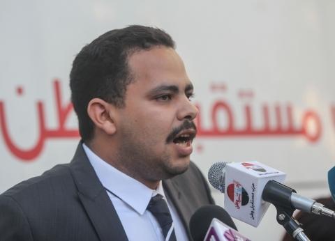 رئيس مستقبل وطن: منتدى الشباب العربي الإفريقي رسالة سلام بشرية جمعاء