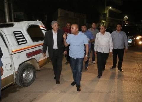 محافظ المنوفية يحيل رئيس الوحدة المحلية لمدينة منوف إلى التحقيق