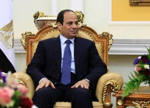 السيسي: وقعت عدة اتفاقات مع رئيس الجابون لتحقيق التعاون المشترك