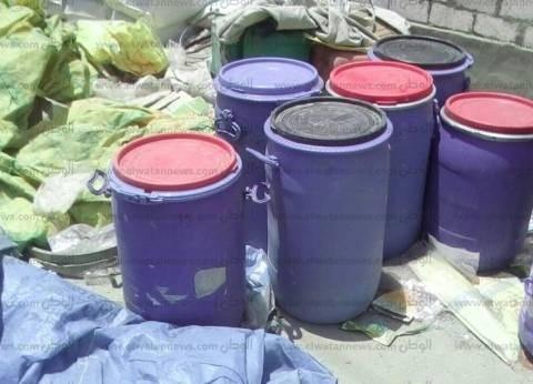 """""""الزراعة"""": ضبط 684 ألف عبوة مبيدات محظورة و6930 محل بدون ترخيص"""