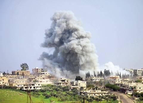 عاجل| أنباء عن غارة إسرائيلية على مواقع في القطيفة بريف دمشق
