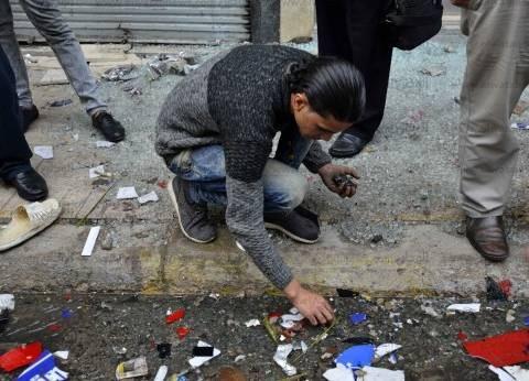 متطوعون يجمعون أشلاء شهداء «المرقسية»: «اللحم المصرى مش رخيص»