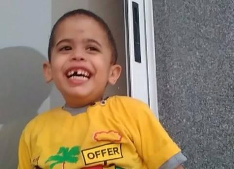 """""""التضامن"""": الطفل """"حمزة"""" يستعيد ضحكته بفضل العناية بمستشفى المعادي"""