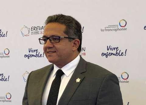 وزير الآثار للنواب: السيسي كلف بإنهاء أعمال المتحف الكبير خلال 2020