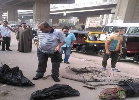 عاجل| مصدر أمني: سيدتان ألقيتا جثث أطفال المريوطية تستقلان توك توك