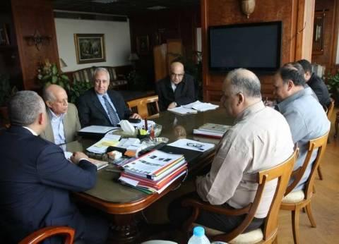 عبدالعاطي يستعرض موقف عرض قانون الموارد المائية والري بمجلس النواب