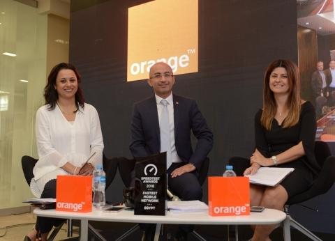 «أورنج مصر»: نستهدف الوصول لـ4 مليارات جنيه استثمارات لتطوير الشبكة