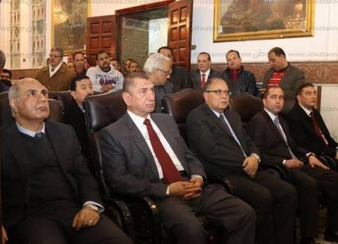 """مدير أمن كفر الشيخ: """"أمنا دور العبادة وراقبنا الكنائس بالكاميرات"""""""