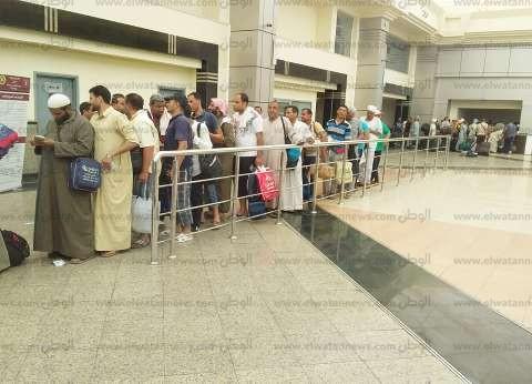 رفع درجة الاستعداد بموانئ البحر الأحمر تحسبا لعودة المصريين من الخارج