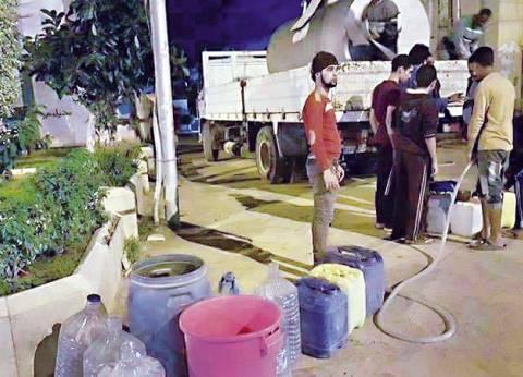 وقف محطة مياه العامرية بعد «شكاوى التلوث»