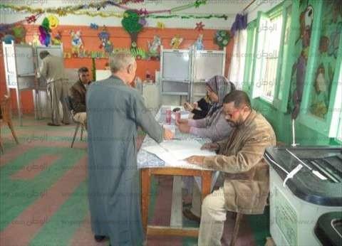 """وفدان من """"القومي للإعاقة"""" والاتحاد الأوروبي يتفقدان سير الانتخابات ببورسعيد"""