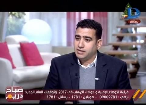 سامي عبدالراضي: جاحد من شكك في وطنية أهالي سيناء