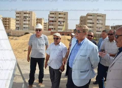 """""""المقاولون العرب"""" تتعاقد على مشروعات جديدة بالصعيد بـ640 مليون جنيه"""
