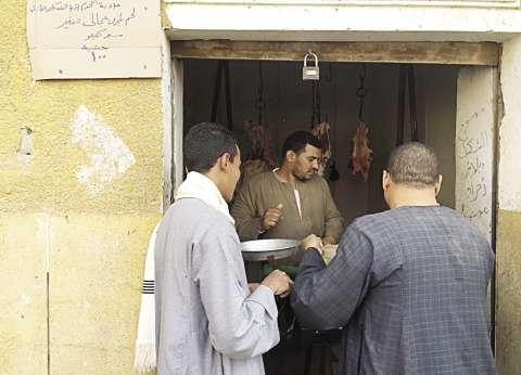 أجبروا الجزارين على خفض أسعار اللحوم لـ100 جنيه.. والله وعملوها القناوية