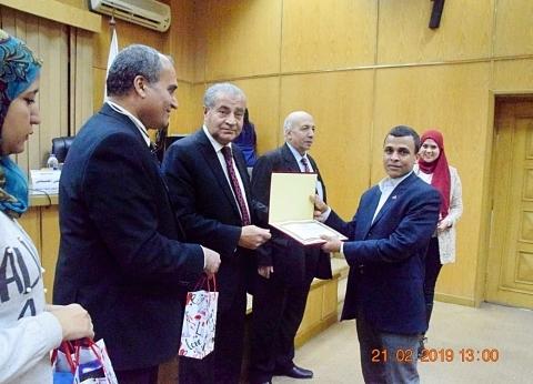 وزير التموين يشهد حفل تكريم العاملين المتميزين بـ«السلع التموينية»