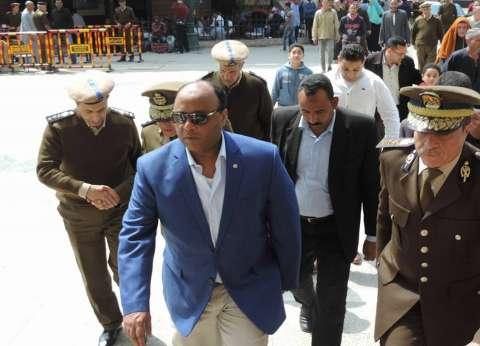 مدير أمن الغربية: إقبال الناخبين رسالة للعالم عن عظمة المصريين