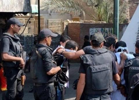 أمن الدقهلية يضبط 3 أشخاص بميدان الثورة في المنصورة
