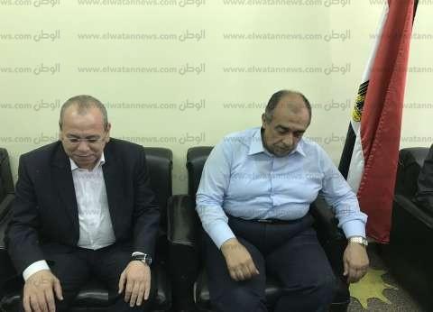 وزير الزراعة يصل إلى كفر الشيخ لافتتاح موسم زراعة القطن