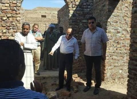 """""""عبد اللطيف"""" قائما بأعمال رئيس """"الآثار الإسلامية والقبطية واليهودية"""""""