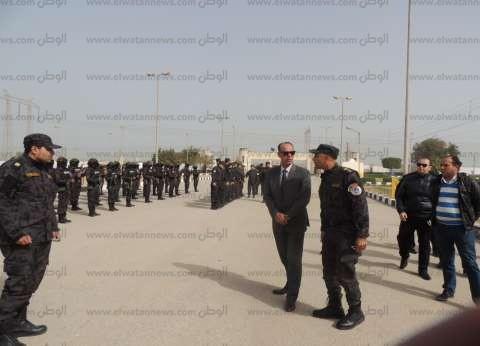 بعد تكريمه في عيد الشرطة.. واقعة استشهاد رقيب أول سمير رفعت بسيناء