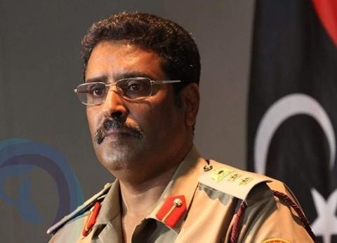 """""""المسماري"""" يطالب قطر بوقف تدخلاتها في ليبيا"""