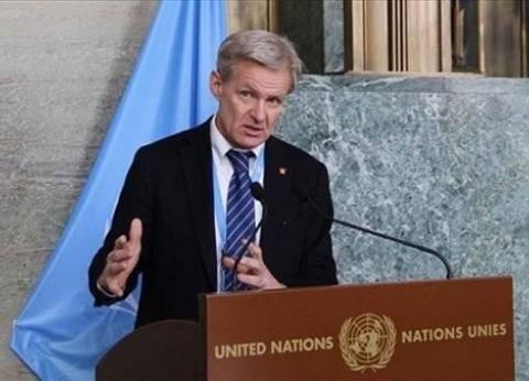 مسؤول في الأمم المتحدة يبحث في دمشق سبل تلبية الاحتياجات الانسانية