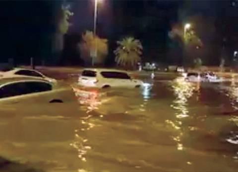 الحماية المدنية في جازان السعودية: 3 وفيات جديدة جراء الأمطار وإنقاذ 50