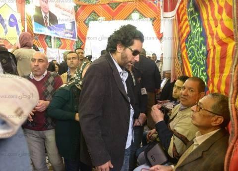 """رئیس اللجنة 17 بانتخابات """"الصحفیین"""": 150 أدلوا بأصواتهم حتی الآن من أصل 350"""