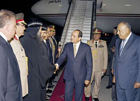 «السيسى» يعرض رؤية مصر لمكافحة الإرهاب فى «الأمم المتحدة» غداً