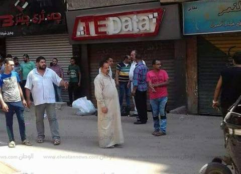 """شباب الوراق: """"الجزيرة"""" مش للبيع.. و8 مطالب أمام كامل الوزير"""