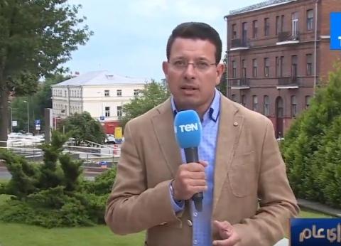 عمرو عبدالحميد: وكالة أنباء بيلاروسيا وصفت زيارة السيسي غدا بالتاريخية