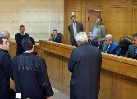تأجيل محاكمة مقرر حملة الدفاع عن المحامين لاتهامه بإهانة أعضاء المجلس
