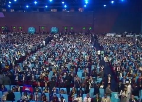 """المشاركون في منتدى شباب العالم يروون لـ""""الوطن"""" كواليس اليوم الأول"""