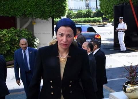 وزيرة البيئة لوفد إفريقي: نسعى لاستغلال الطاقة الشمسية في مصر