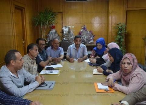 محافظ الإسماعيلية: نطمح لتحقيق المزيد من التفاعل والتواصل مع المواطنين