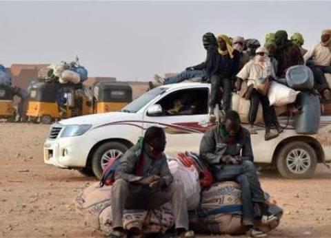 وفاة مهاجرين اثنين عطشا وانقاذ 80 في الصحراء الكبرى