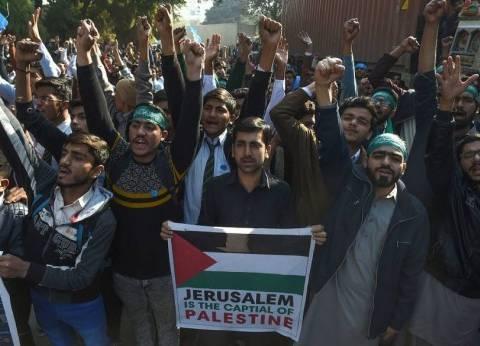 """من باكستان إلى سوريا.. """"الغضب الساطع"""" العالمي من أجل القدس"""